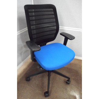 Senator Fuse Mesh Back Operators Chair