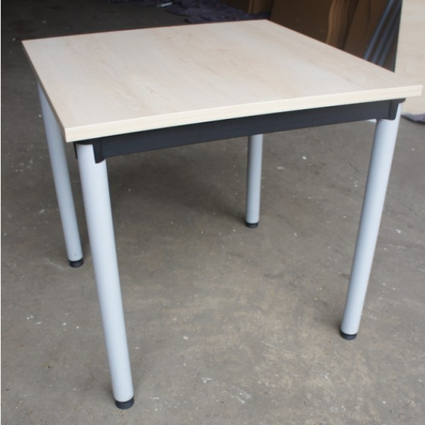 Maple Folding Frame Table 750 x 750
