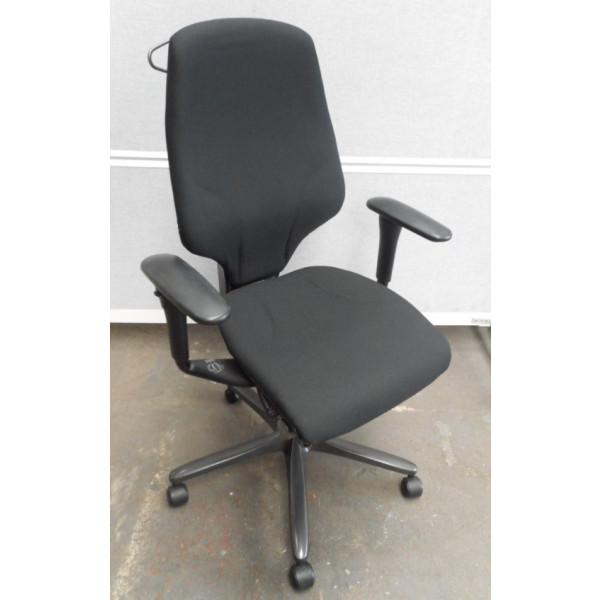 Giroflex G64 Black Operators Chair