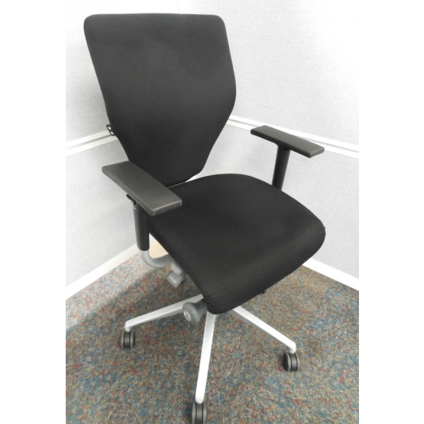 Orangebox Black Operators Chair