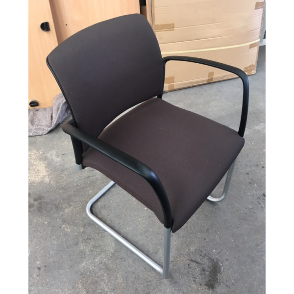 Boss Brown Meeting Chair
