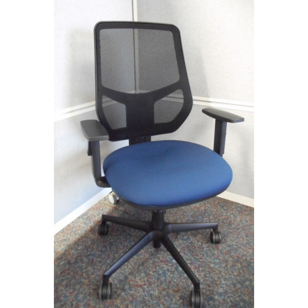 Mesh Back Operators Chair