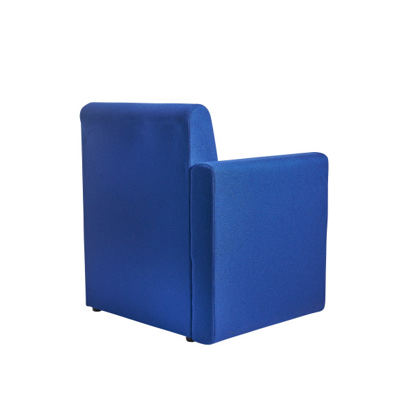 Alto reception unit RH arm blue