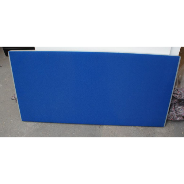 Blue 1000w Desk Mounted Screen