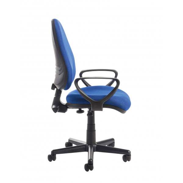 Bilbao PCB operators chair - Blue