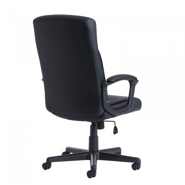 Brompton managers chair - black