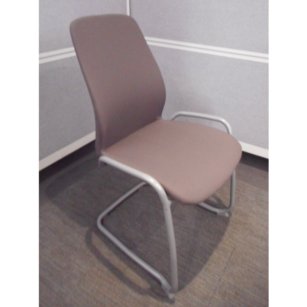 Grey Meeting Chair
