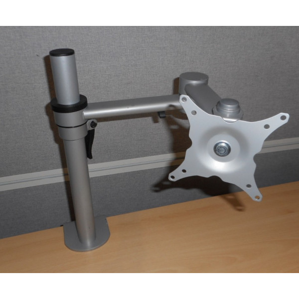 Chrome Monitor Arm