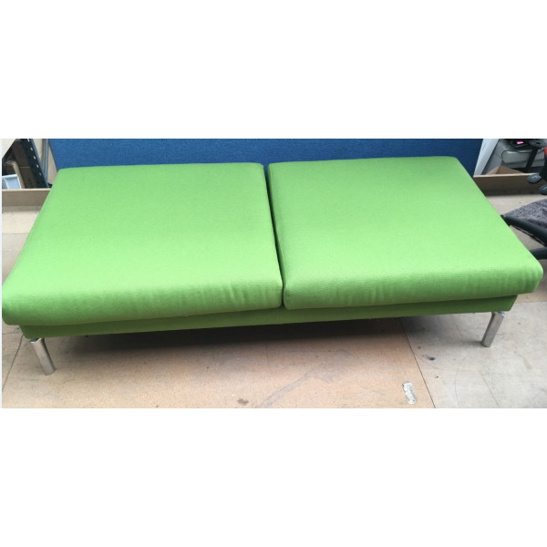 Boss Green Low Bench