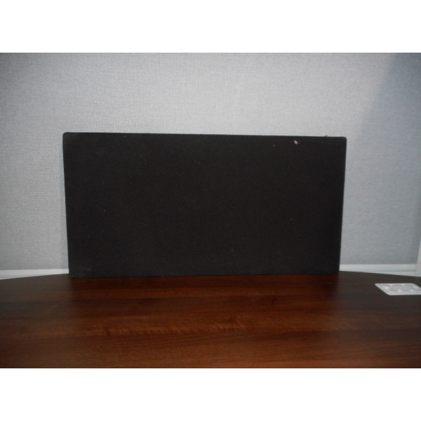 Black Straight 800w D/M Screen