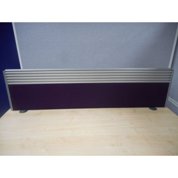 Purple Straight 1600w D/M Screen with Tool Bar