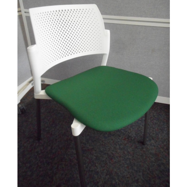 Conference Chair with Green Seat (NEW)