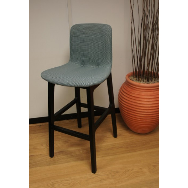 Elite Bill Upholstered in Gabriel Bar & Breakout Stool - EX DISPLAY