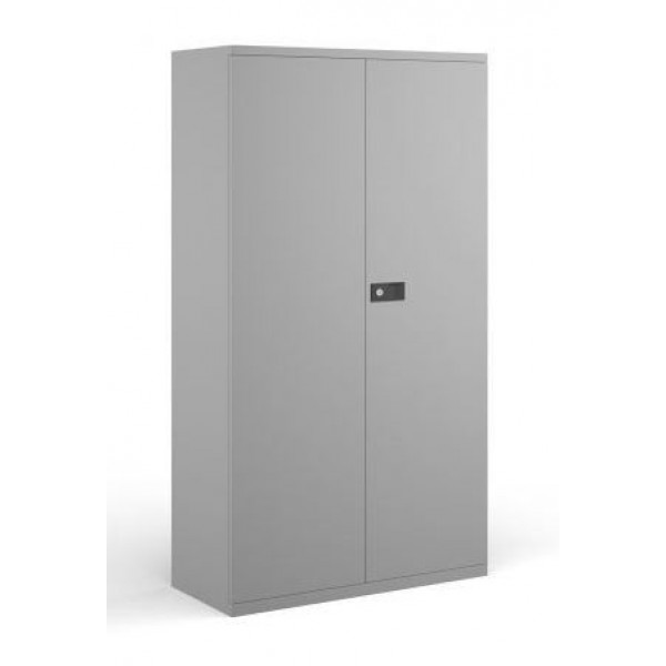 Dams Grey D/D Cupboard - Ex Display