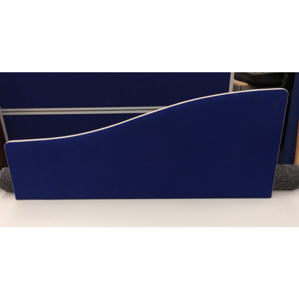 Blue 1200w Wave Desk Mounted Screen