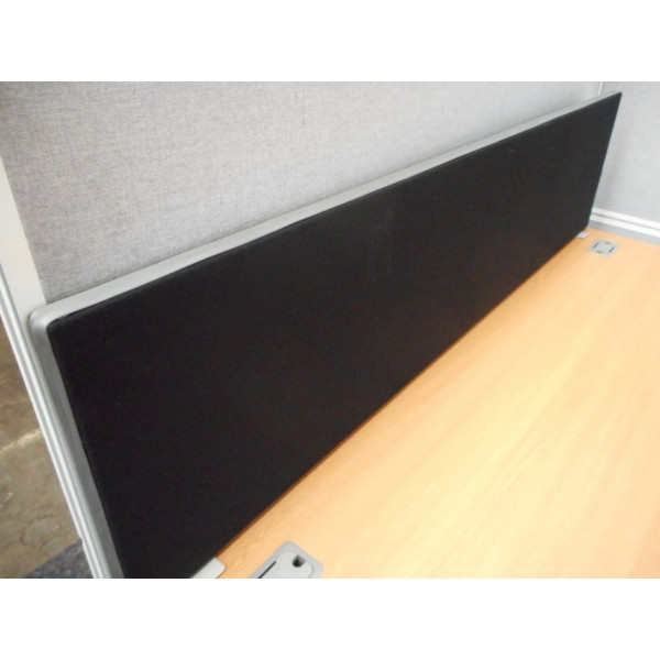 Black 1600 D/M Screen with Grey Trim