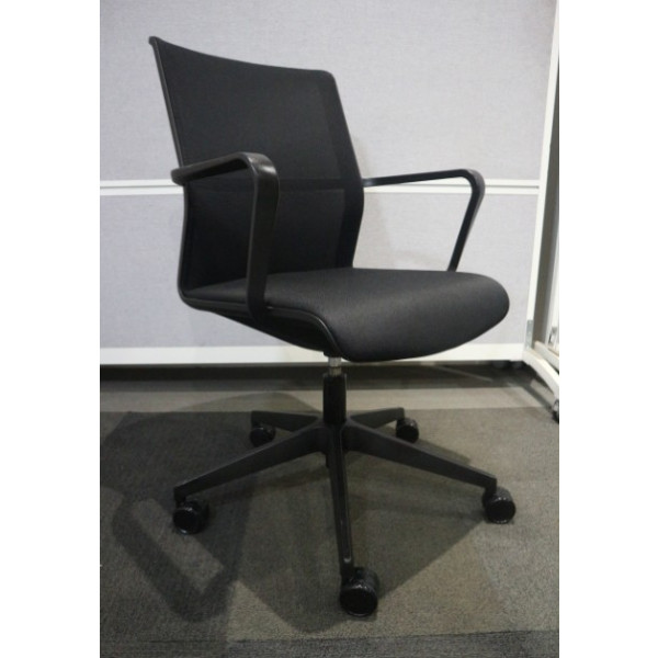 Senator Circo Mesh Back Meeting Chair
