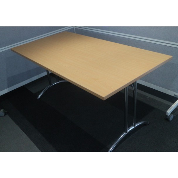 Beech Folding Table