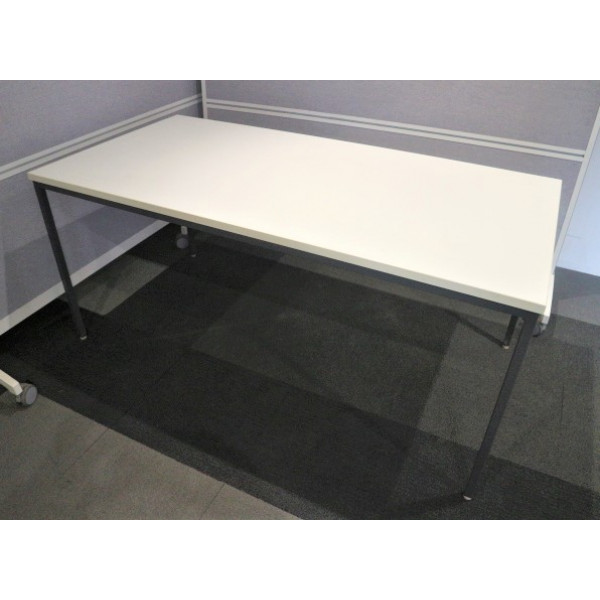 White 1600 Flexi Table