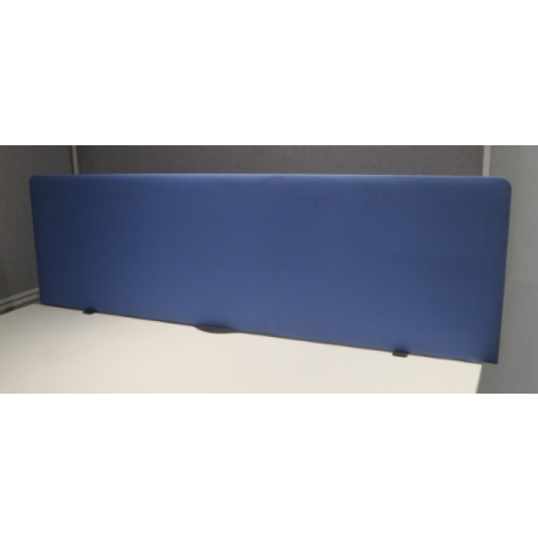 Blue 1600w Desk Mounted Screen