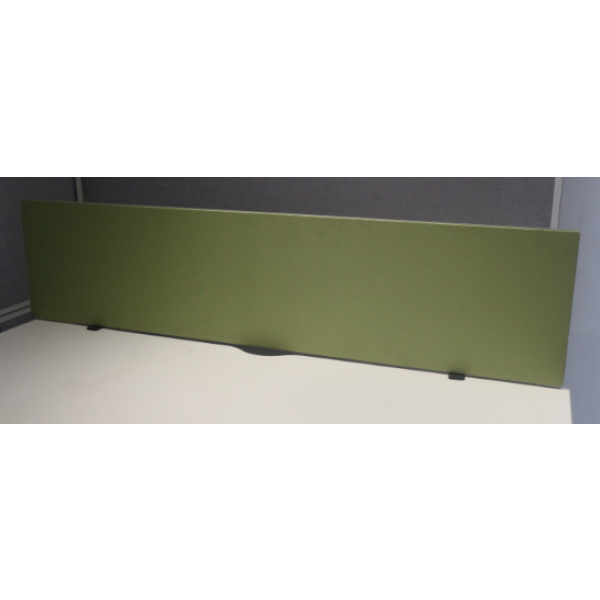 Green 1600w Desk Mounted Screen
