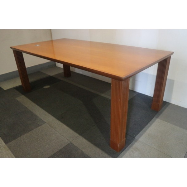 Bene Cherry 2000 x 1000 Meeting Table