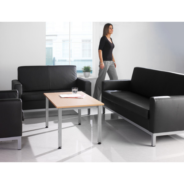 Helsinki Three Seater Reception Chair