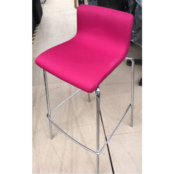 Komac Event Pink Stool