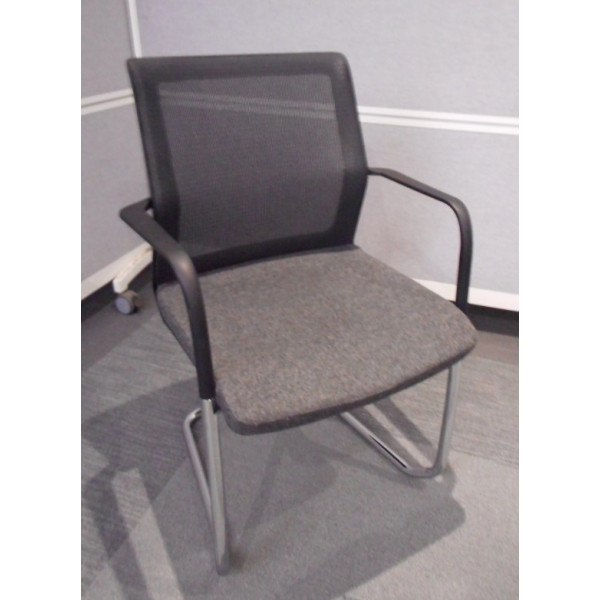Orangebox Mesh Back Meeting Chair