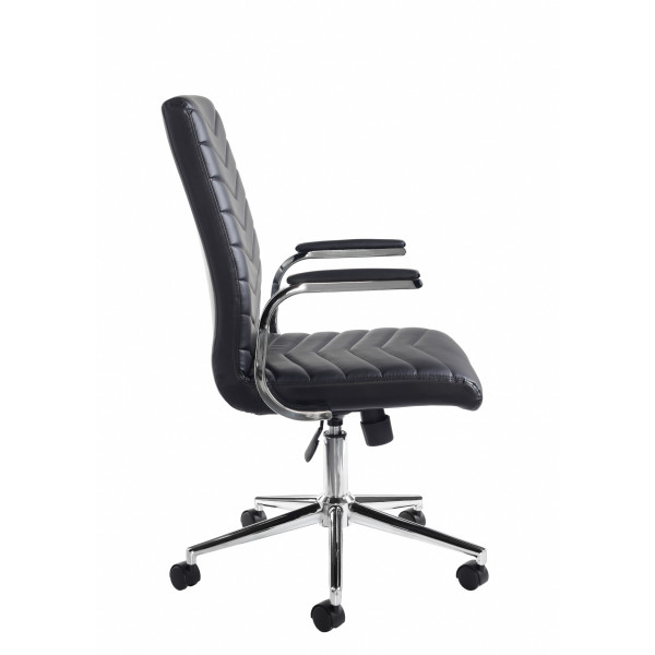 Martinez managers chair - black
