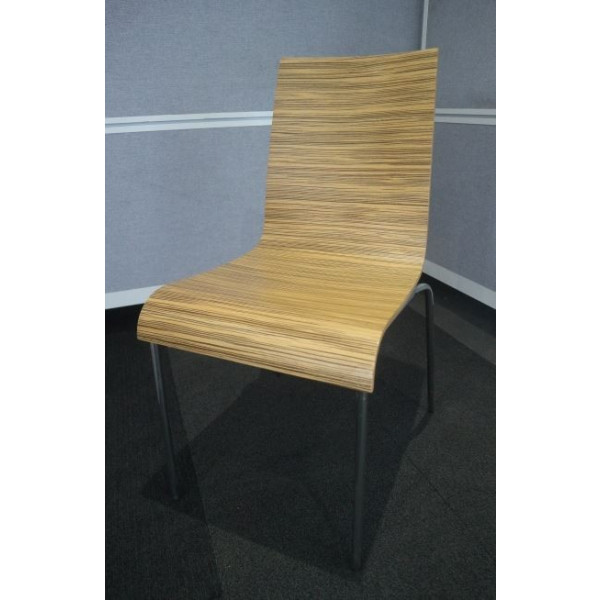 Frovi - Zero Zebrano Chair