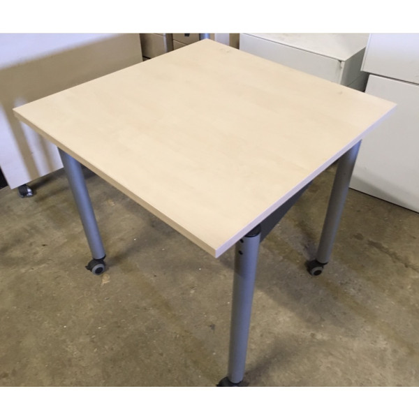 Maple Square Flip Top Table