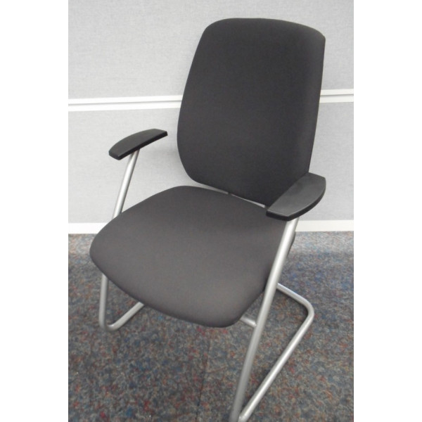 Sitland Grey Meeting Chair
