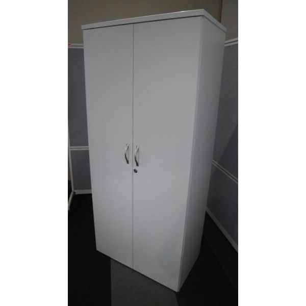 Dams White 1790h D/D Cupboard