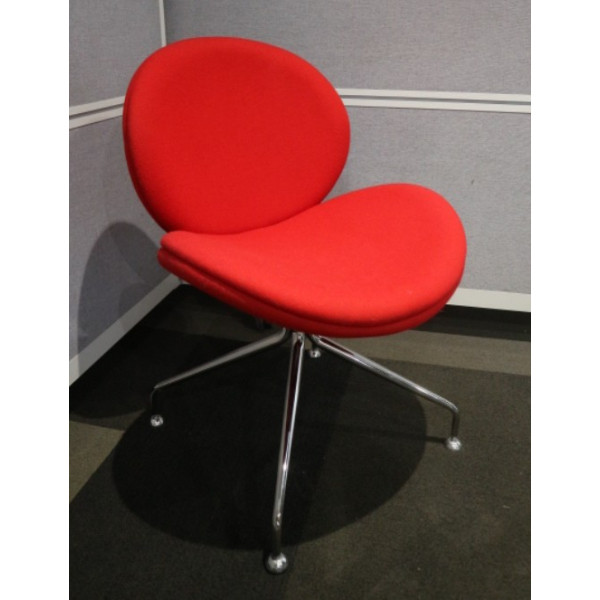 Ocee Design Red Giggle Bucket Seat