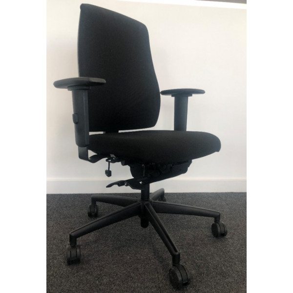 Sedus Black Operators Chair