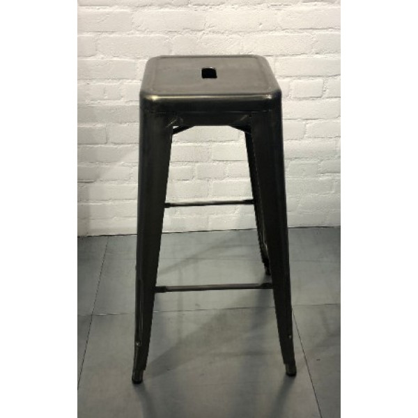 Tolix Steel High Stool