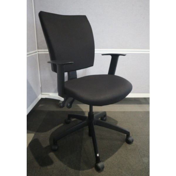 Black Operators Chair
