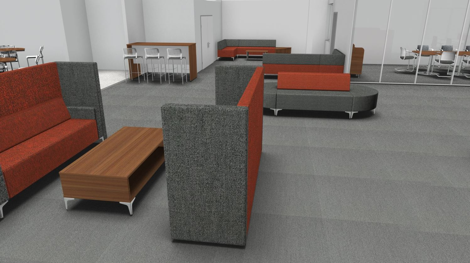 office seating design